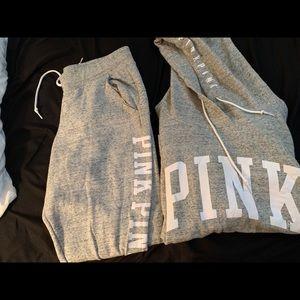 PINK Victoria's Secret SweatSuit